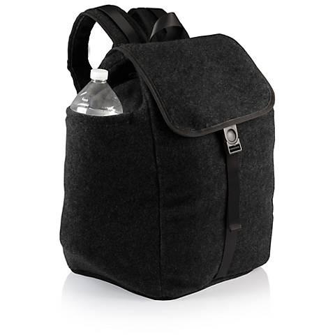MODE Seatbelt Webbing Black Backpack