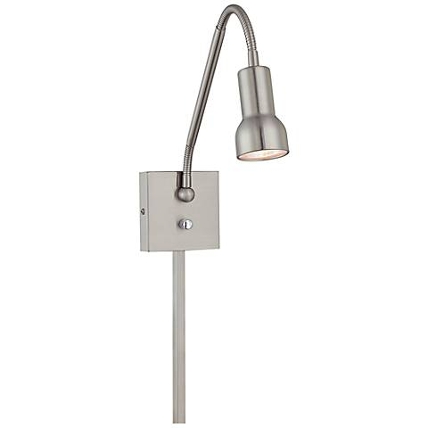 George Kovacs Brushed Nickel Picture Light