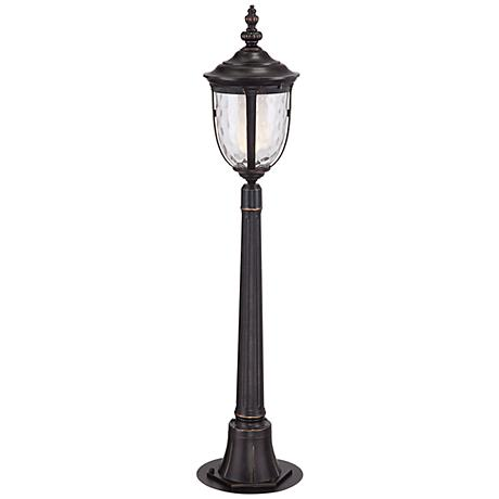 "Super Duty Bellagio 48"" Tall Bronze LED Landscape Light"