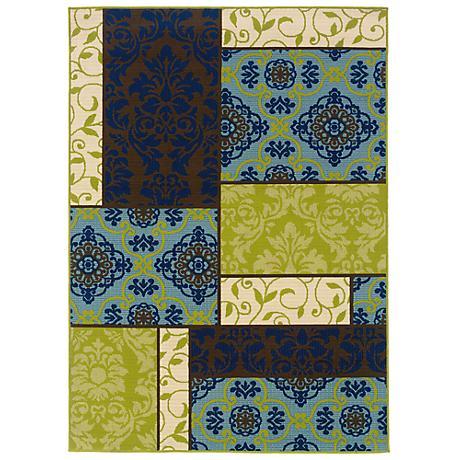 Oriental Weavers Caspian 3066V Area Rug