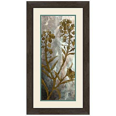 "Floral Memories II 27"" High Wall Art"