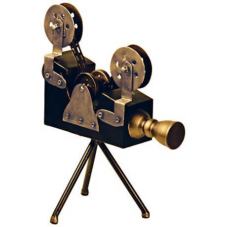 Olivier Camera Figurine
