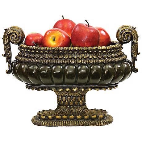Mediterranean Centerpiece Display Bowl