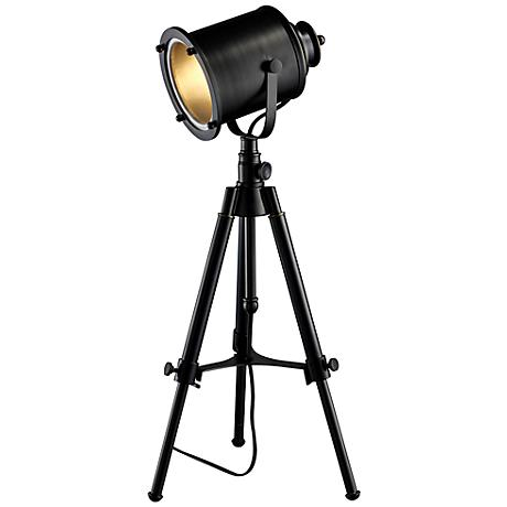 Dimond Ethan Restoration Black Director's Desk Lamp