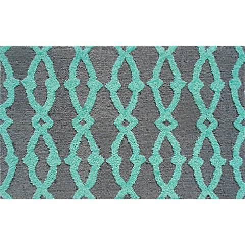 Sterling Grey Indoor - Outdoor Doormat