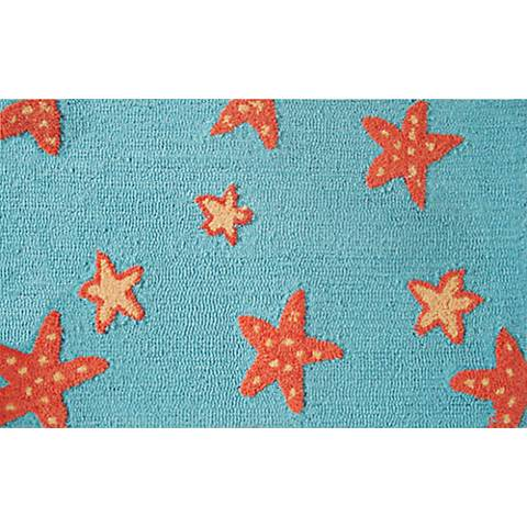 Coastal Starfish Indoor/Outdoor Doormat