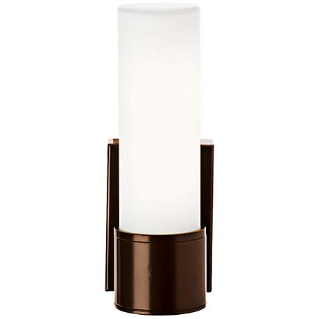Access Nyz Collection One Light Bronze Outdoor Sconce