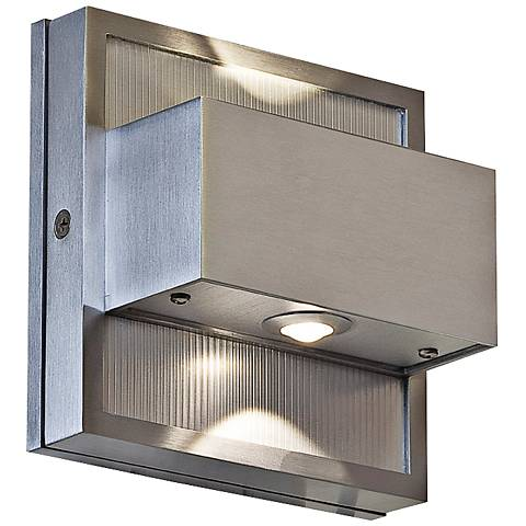 Access ZyZx Collection Outdoor Satin LED Wallwasher