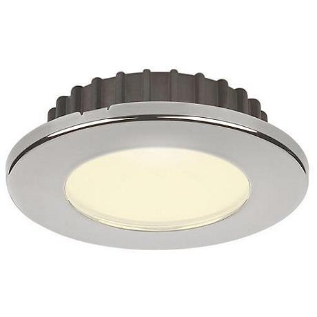Hatteras PowerLED Steel Recessed LED Marine Light