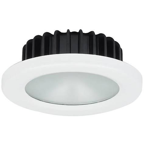 Portland 2 PowerLED Bi-Color White Recessed Marine Light