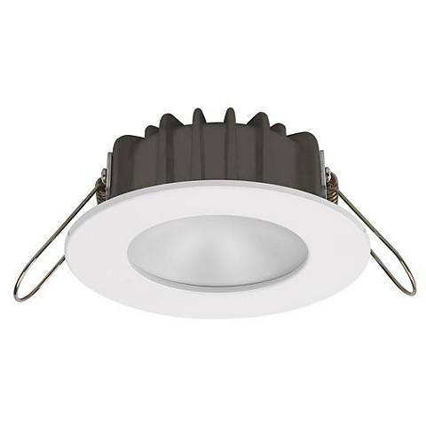 Ventura PowerLED White Recessed LED Marine Light