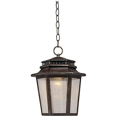 "Wickford Bay 14 1/4"" High LED Outdoor Hanging Light"
