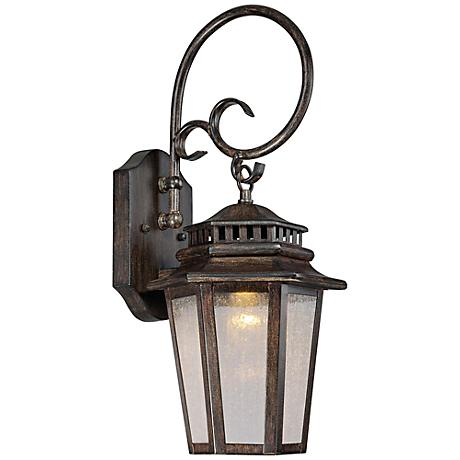 "Wickford Bay 19 1/2"" High LED Outdoor Wall Light"