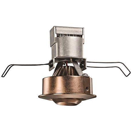 Juno 5W 35-Degree Gimbal LED Bronze Trim Complete Kit
