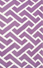 """Resort Sawyer 25450 Purple 5'x7'6"""" Indoor/Outdoor Area Rug"""