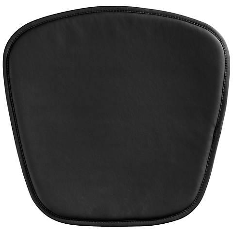 Zuo Modern Wire/Mesh Black Seat Cushion