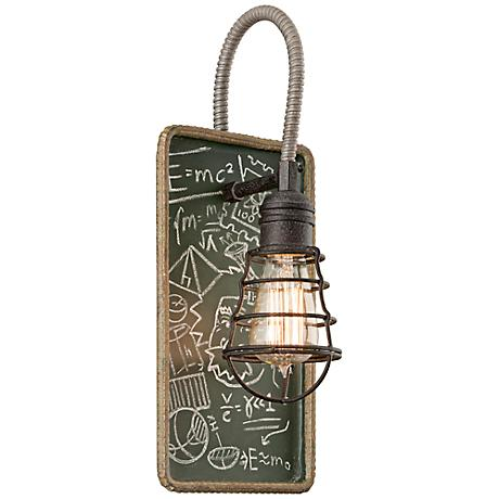 """Relativity Collection 17"""" High Industrial Wall Sconce"""