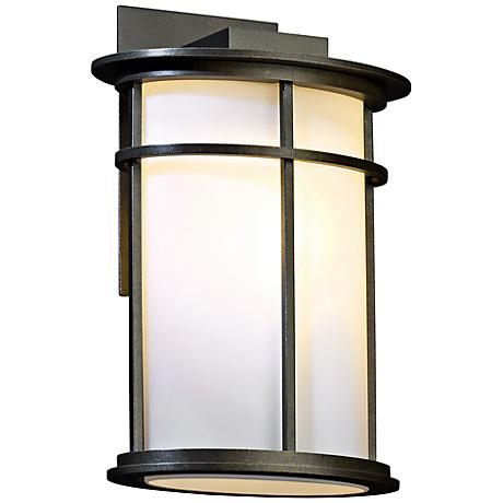 Wall Sconces From Lamps Plus : Hubbardton Forge Province Medium Outdoor Wall Sconce - #2X958 Lamps Plus