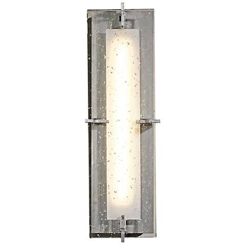 Hubbardton Forge Ethos Platinum Medium LED Wall Sconce
