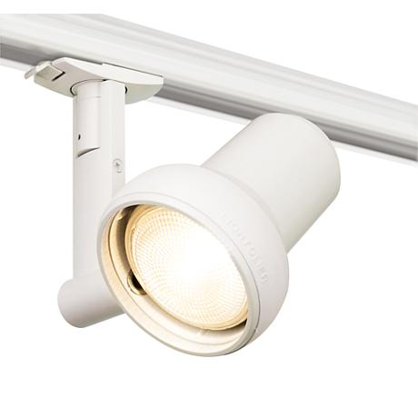 White Lightolier Par20 Track Bullet