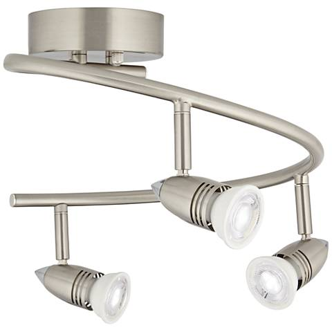 Pro Track® 150 Watt Three Light Spiral Ceiling Light Fixture
