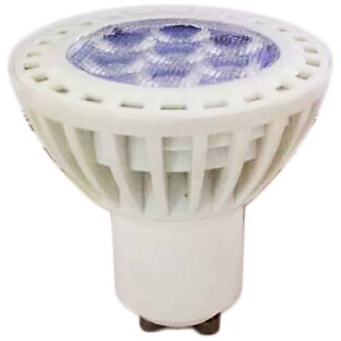50 Watt Equivalent Tesler 6 Watt LED Dimmable GU10 Bulb