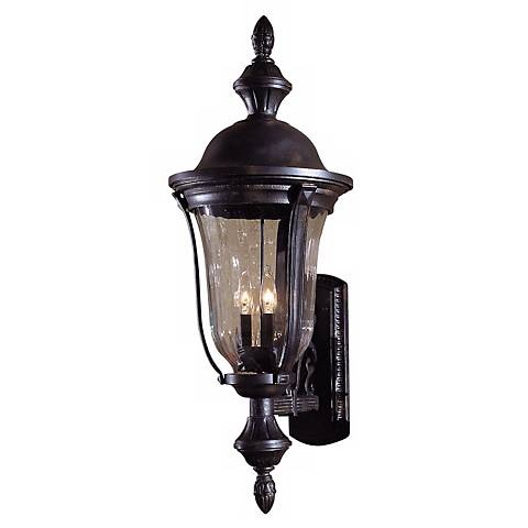 "Morgan Park Collection 32 3/4"" High Outdoor Lantern"