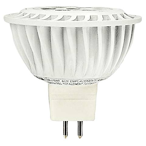 50W Equivalent 6W LED Dimmable GU 5.3 MR16 Bulb