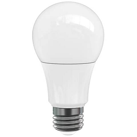 60 Watt Equivalent Frosted 9 Watt LED Dimmable Standard Bulb