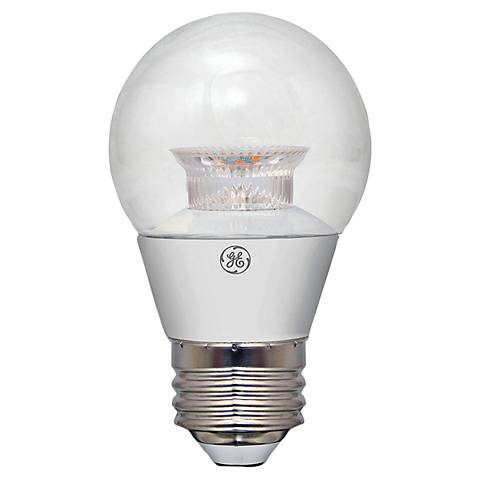 60W Equivalent GE Frosted 7W LED Dimmable A15 Standard Bulb