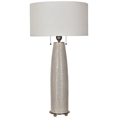 Crestview Collection Barclay Pear Ceramic Table Lamp