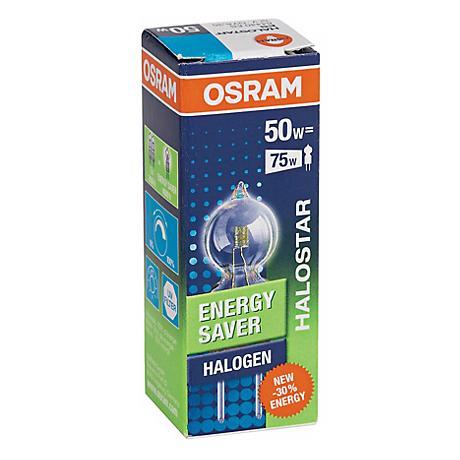 Osram HALOSTAR ECO 50 Watt Energy Saving Light Bulb