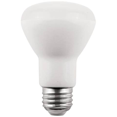 50W Equivalent Tesler Frosted 7W LED Dimmable Standard BR20