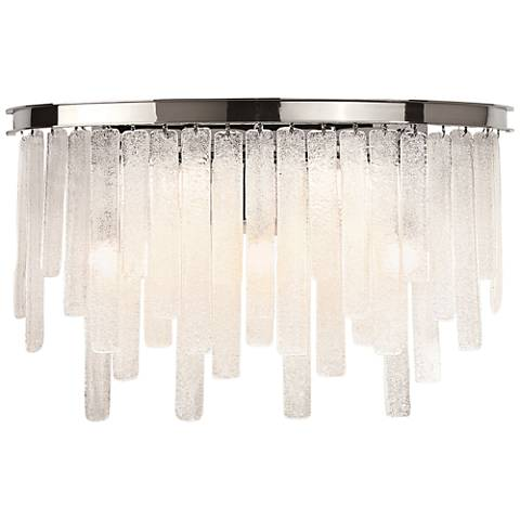"Eurofase Candice 22"" Wide Chrome Bath Light"