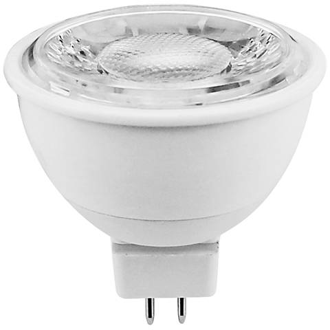 35 Watt Equivalent Tesler 6 Watt LED Dimmable MR16 Bulb