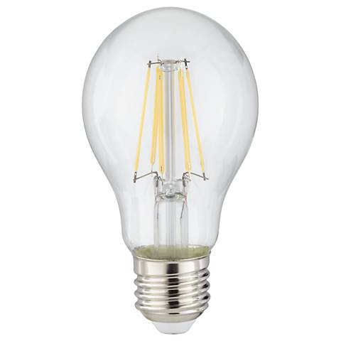 100W Equivalent Clear 12W LED Dimmable Standard Base Bulb