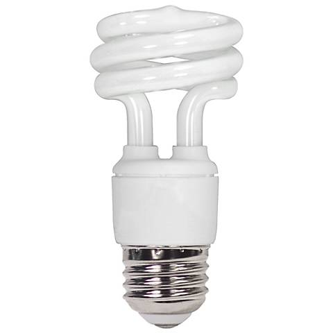 Feit 5 Watt Warm White ENERGY Efficient Spiral CFL Bulb
