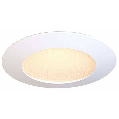 "Luminaire™ 6"" Line Voltage Wet Location Recessed Light"