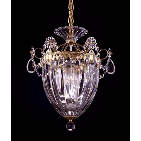 schonbek bagatelle collection 10 1 2 quot wide pendant