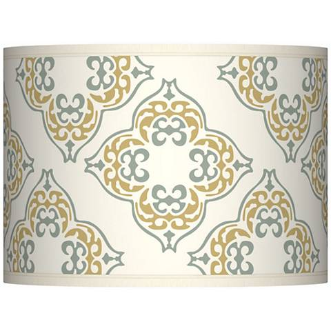 Aster Ivory Giclee Glow Lamp Shade 13.5x13.5x10 (Spider)