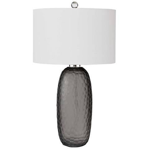 Regina Andrew Honeycomb Glass Table Lamp