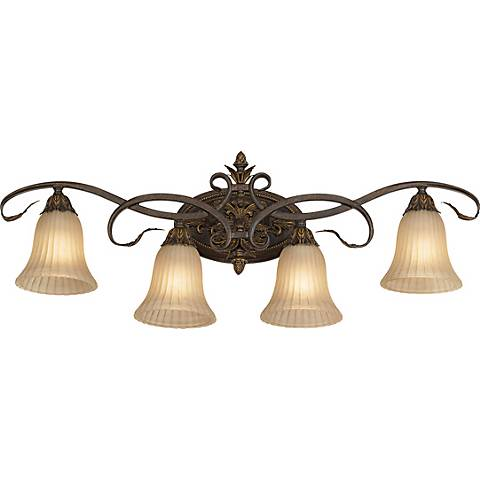 """Sonoma Valley Collection 35"""" Wide Bath Vanity Light"""