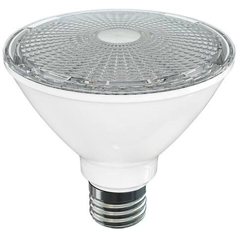 75 Watt Replacement PAR30 Short Neck Dimmable LED Bulb