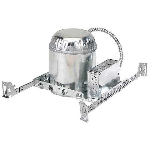"LED Air Tight 6"" Dedicated New Construction ICAT Housing"