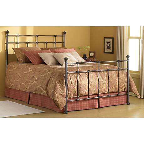 Dexter Hammered Brown Metal Beds