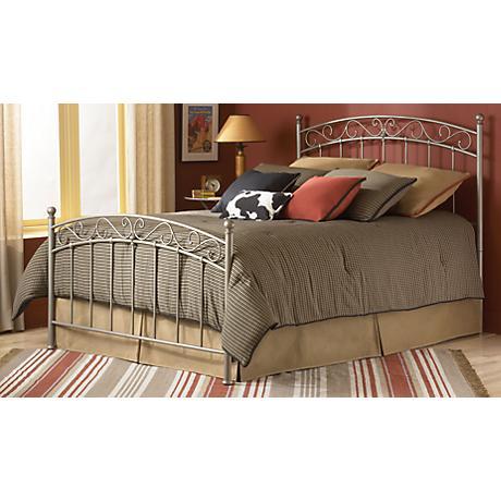 Ellsworth New Brown Metal Beds