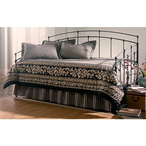 Fenton Black Walnut Daybed and Trundle