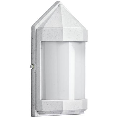 Everstone Decor Whitestone Opal Outdoor Wall Light