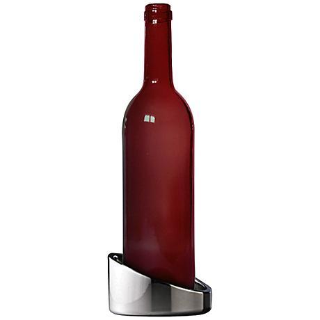 Nambe Tilt Wine Coaster