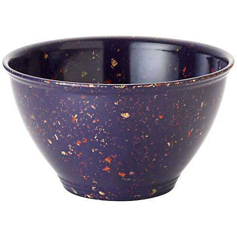 Rachael Ray Garbage Bowls 4-Quart Purple Garbage Bowl